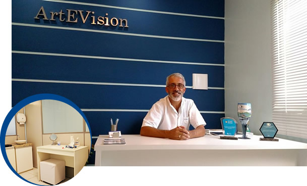 Consultório da ArtEVision